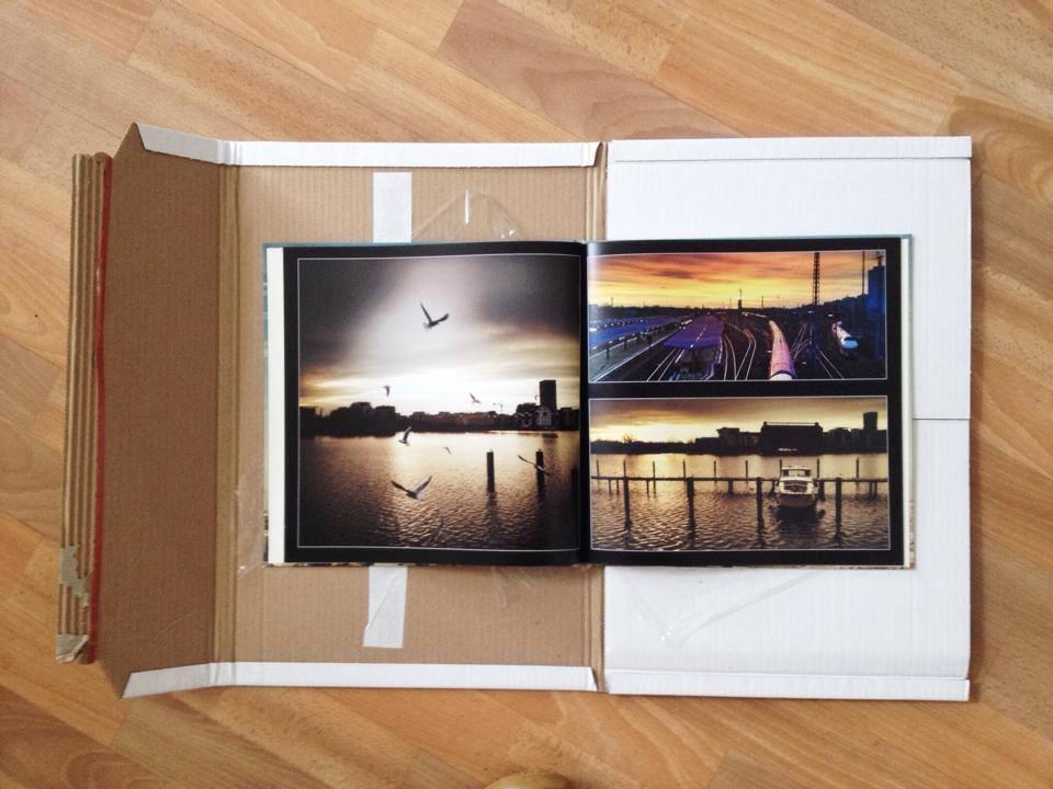 CEWE Fotobuch mit Smartphone-Bildern
