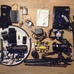 Reise-Vorbereitungen