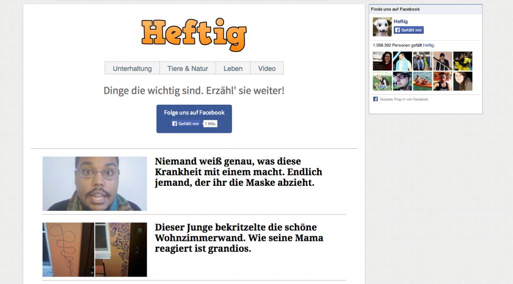 """Die wohl bekannteste deutschsprachige """"Content Mill"""" arbeitet auch mit """"Click Bait"""" Schlagzeilen"""