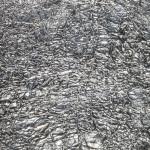 Aluminum foil crumpled, texture background.